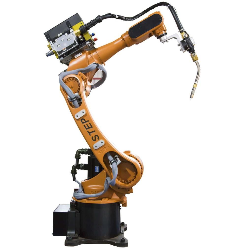 Сварочный робот своими руками чертеж